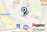«Полигон-альянс тпк» на Яндекс карте Москвы