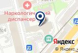 «Давид+бадер-дбк тоо представительство» на Яндекс карте Москвы