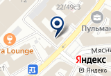 «Энергия фонд, ЗАО» на Яндекс карте Москвы