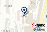 «Термокерамика-чг ООО» на Яндекс карте Москвы