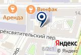 «Экспертный совет, саморегулируемая организация» на Яндекс карте Москвы