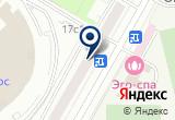 «Глобус, гостиница» на Яндекс карте Москвы
