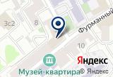 «Триал, ООО» на Яндекс карте Москвы