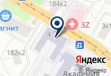 «Антип НПФ, ООО» на Яндекс карте Москвы