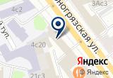 «РОСТОППРОМ» на Яндекс карте