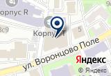 «М-СТУДИЯ ЭФФЕКТ ООО» на Яндекс карте