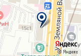 «Содействие предпринимательству и строительству, ООО» на Яндекс карте Москвы