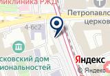 «Салон эротического массажа» на Яндекс карте