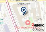 «ЮРПОЛИС групп, ООО» на Яндекс карте Москвы