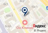 «Энергосервис, сервисная компания» на Яндекс карте Москвы