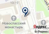 «Хор новоспасского монастыря» на Yandex карте