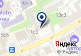 «Представительство ds express» на Яндекс карте Москвы