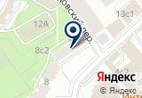 «Мастерская развлечений компания» на Яндекс карте Москвы