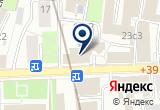 «Аудитэкоконс, компания» на Яндекс карте Москвы