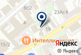 «Гарни, ЗАО» на Яндекс карте Москвы