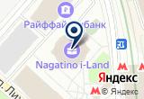 «ЮниКредит Лизинг, лизинговая компания» на Яндекс карте Москвы