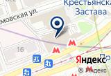 «Столото, государственная лотерея» на Яндекс карте Москвы