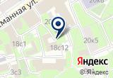 «ARTIST HOSTEL НА КУРСКОЙ, ООО» на Яндекс карте