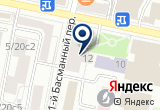 «Октаграм РУС» на Яндекс карте Москвы
