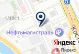 «Тихая музыка, студия Кирилла Волжанина» на Яндекс карте Москвы