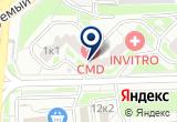 «ЮРПРОФИ, ООО» на Яндекс карте Москвы