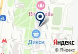 «1000 Вещей, торговый центр» на Яндекс карте Москвы