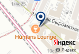 «Финсовет» на Яндекс карте Москвы