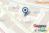 «TEA STATION, чайный клуб» на Яндекс карте Москвы
