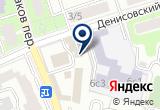 «Fotodom, фотобанк» на Яндекс карте Москвы