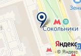«CUPRUM & STEEL» на Яндекс карте