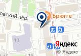 «ШВАЙН» на Яндекс карте