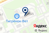 «Технобазис, ЗАО» на Яндекс карте Москвы