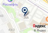 «Центральный, потребительский кооператив» на Яндекс карте Москвы