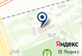 «Подшипник стк-мотоклуб 1 ГПз» на Яндекс карте Москвы