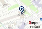 «Торговая сеть пожарного оборудования «Магазин 01»» на Яндекс карте Москвы
