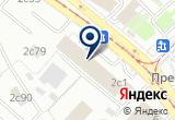 «Переводческая компания Экспримо» на Яндекс карте Москвы