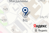 «Ярд, межрегиональное объединение организаций в области проектирования» на Яндекс карте Москвы