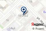 «Мосторгмаш ОАО» на Яндекс карте Москвы