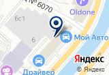«Чердак crazy quests, компания по организации квестов» на Яндекс карте Москвы