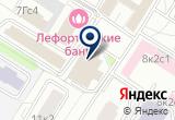 «Спортивно-технический центр, МЭИ» на Яндекс карте Москвы
