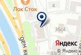 «ФТК, факторинговая компания» на Яндекс карте Москвы