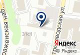 «ФТк Фактор, факторинговая компания» на Яндекс карте Москвы