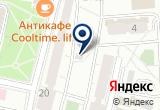 «Прием ЦветМета на Преображенке г. Москве, ООО» на Яндекс карте