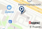 «ЮСТА, автотехцентр» на Яндекс карте Москвы
