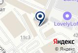 «ПРОЕКТЭЛЕКТРО-П, ООО» на Яндекс карте