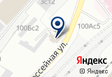 «Техавтоцентр ЗАО» на Яндекс карте Москвы