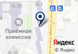 «Радиокомп» на Яндекс карте Москвы