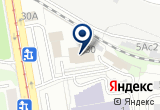 «Мегаполис-СРО» на Яндекс карте Москвы