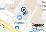 «Okvideo.pro» на Яндекс карте Москвы