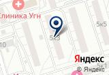 «Югвис, дом быта» на Яндекс карте Москвы
